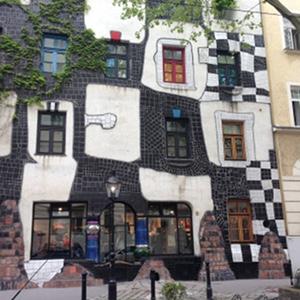 Voyage d'études à Vienne